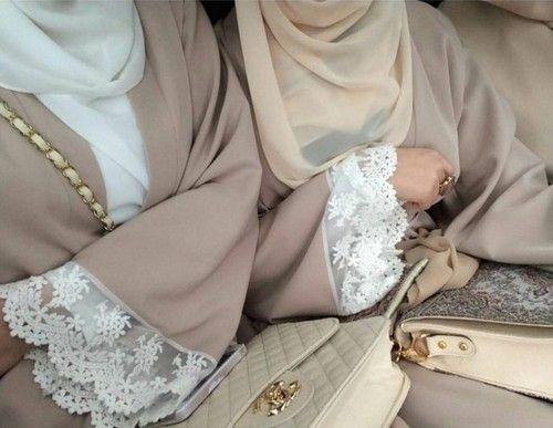 hijab, modest, and muslima image