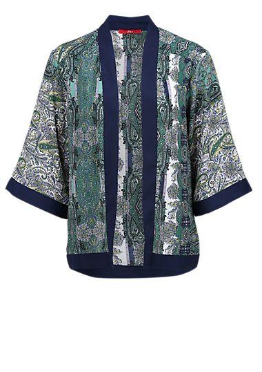Luchtig vest met een Aziatische look van s.Oliver. Ontdek en bestel nu online topactuele mode voor dames, heren en kinderen & betaal géén verzendkosten.