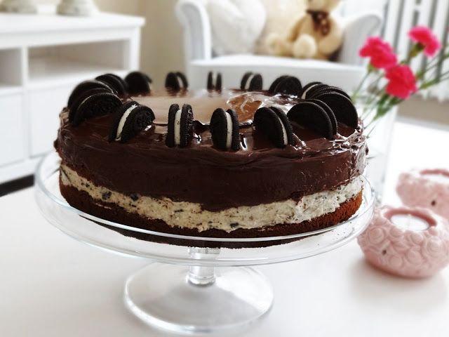 Ciasto Oreo/Oreo Cake - Gosia's Food 'n' Lifestyle