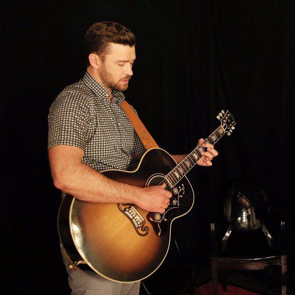 Warm up... #TrueColors #DreamworksTrolls Justin Timberlake, May 2016