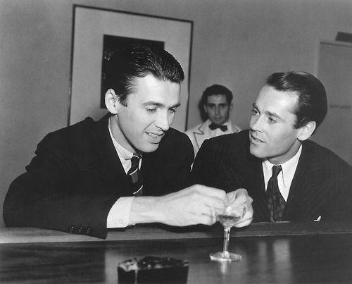 James Stewart and Henry Fonda, 1930s