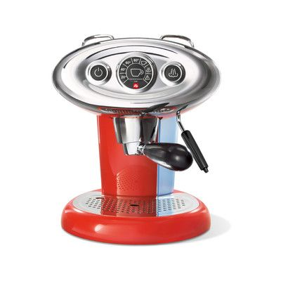 Illy Caffe & Espresso Francis Francis Iper Espresso Machine   Wayfair