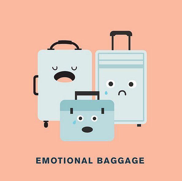 Emotional Baggage...      - from popsugar