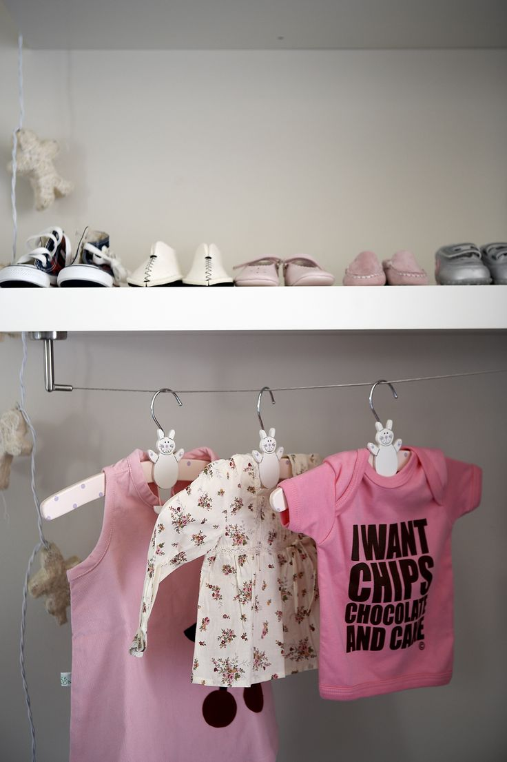 apartment dressed in white | eDje architects | athens Greece | baby girl's cupboard