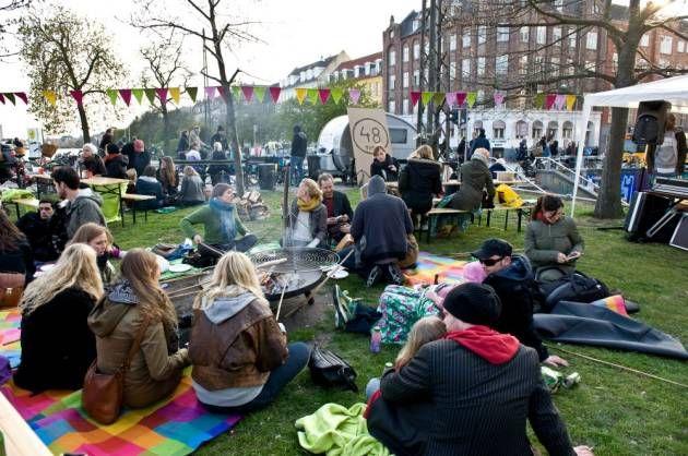 CHILL. 48 timer festivalen indtager Nørrebro i weekenden. - Foto: PR