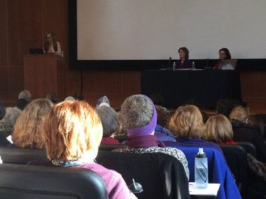 #Muslim, #Jewish #women seek camaraderie at leadership conference