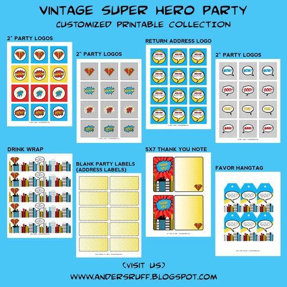 Fabulous 91 best Super Heroes images on Pinterest   Superhero, Birthdays  KU15