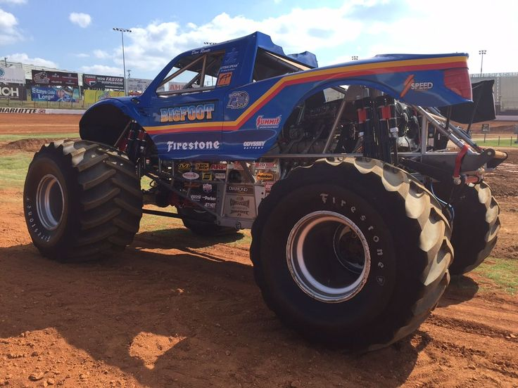 Driving Bigfoot: At 40 Years Young, Still The Monster Truck King [Video]