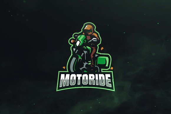 Motoride Sport And Esports Logo Esports Logo Cool Logo Esports
