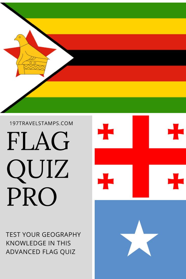 Are you an absolute flag expert? Are normal geography quizzes really boring for you? Then try our new advanced flag quiz! Let's see if we can find someone who scores 10 out of 10 on this one!