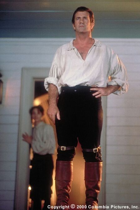 Mel Gibson in The Patriot filmed right here in Rock Hill and I missed it ;(
