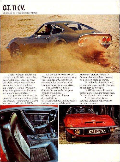 Opel 1973