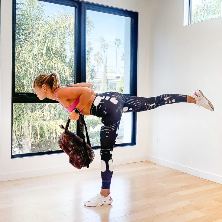 All You Need Is 20 Minutes A Backpack For This Full Body Workout
