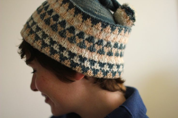 Embrace My Inner Pixie Hat part of Holla Knits Accessories '14
