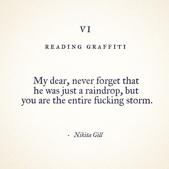 Nikita Gill                                                                                                                                                     More