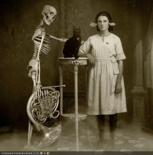 Music ~ Older than... well this should tell you!! It will outlast mankind!