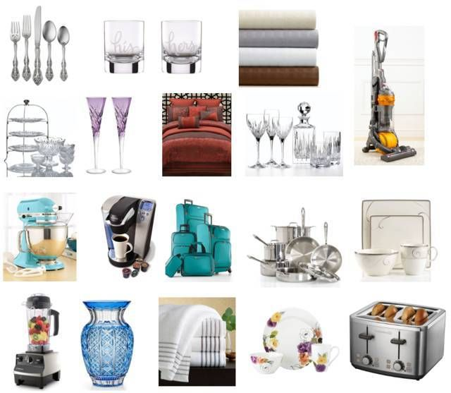 Ideas For Wedding Gift Registry : wedding registry ideas wedding gift ideas wedding registries wedding ...