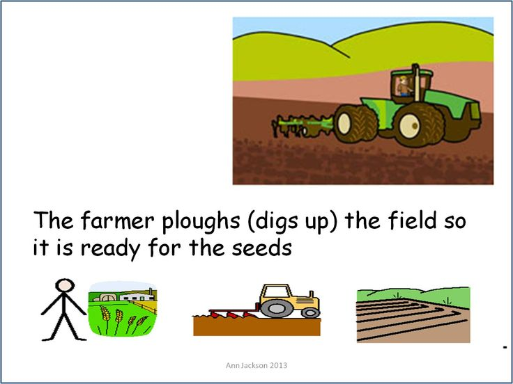 Pictoral-based powerpoint investigating how bread is made. Includes images, text and Makaton signs.