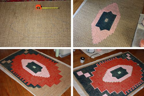 M s de 1000 ideas sobre pintar alfombra en pinterest for Alfombras estilo persa