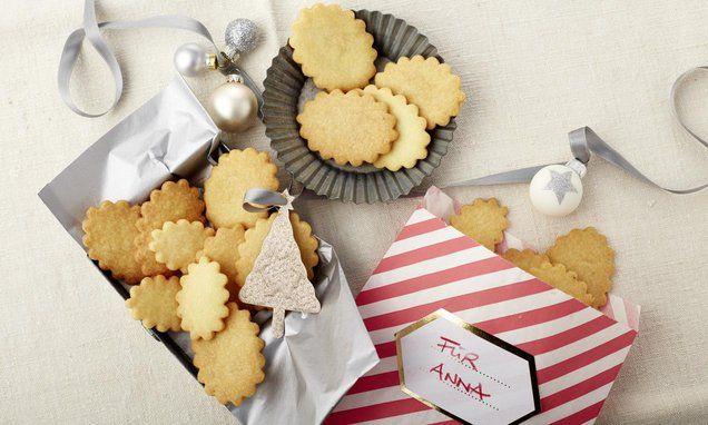 Weihnachtskekse Oetker.Butterplätzchen Rezept In 2019 μπισκότα κουλουράκια