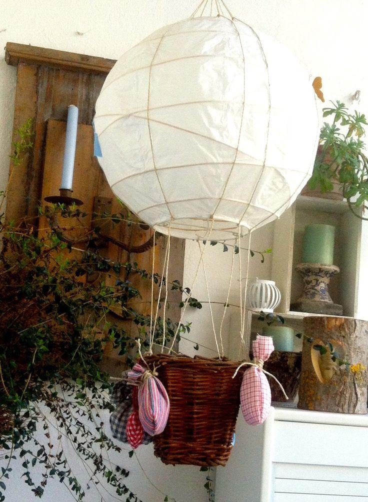 Heißluftballon, Hot-air balloon, Mongolfiera, montgolfière...