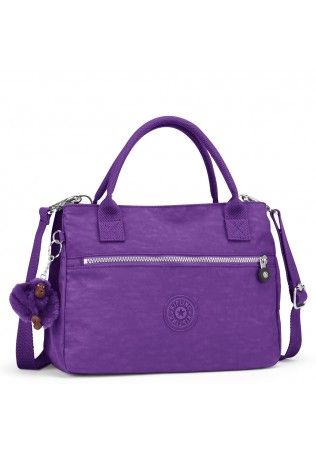 Kipling Handtas Sevrine Brilliant Purple