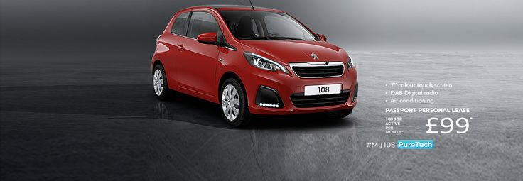 New Peugeot 108 | The customisable & connected city car