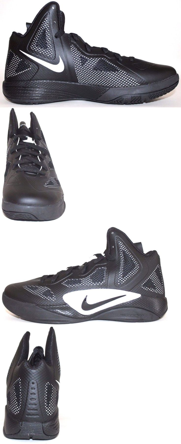 Basketball: Nike 454146 001 Zoom Hyperfuse Tb Mens Basketball Shoes 10 Us Eur 44 -> BUY IT NOW ONLY: $48.99 on eBay!