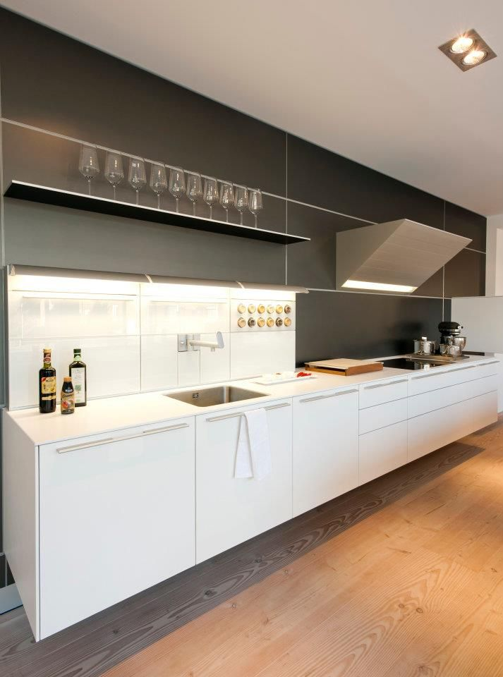 bulthaup design kitchen. Projects by several bulthaup showrooms around the…