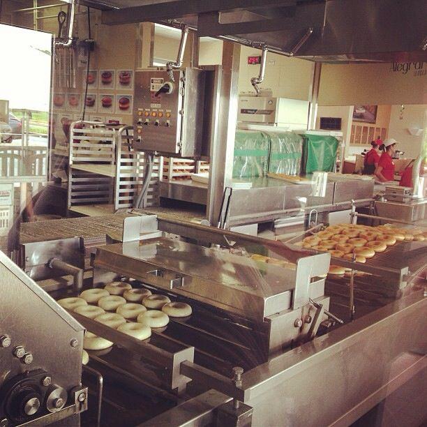 Krispy Kreme Puerto Rico 2013