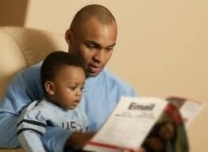 A FATHER'S INFLUENCE: Single Mom, Father Day, Sons, Baby Daddy, Reading Books, Dads, Stories Time, Kid, Fingers Plays