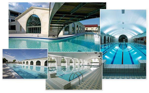 La plus équipée : la piscine de la ville de Puteaux