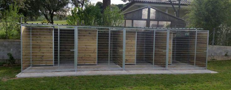 Resultado de imagen de jaulas para perros grandes