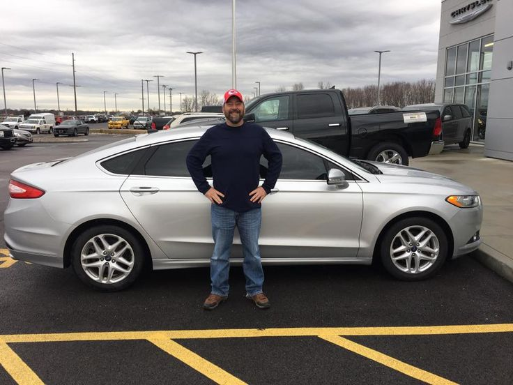 Thanks to David  of highland for his purchase of a 2013 Ford Fusion, from your friends at Staunton Chrysler Dodge Jeep Ram. Where We love to see you happy.