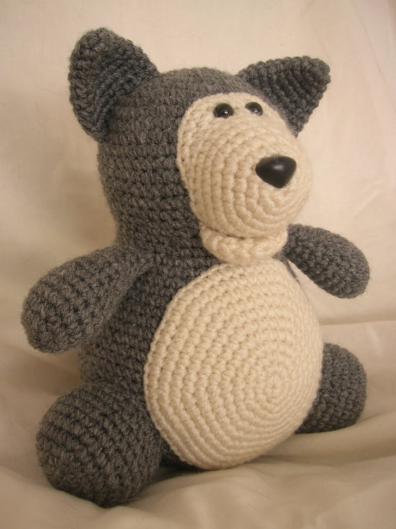 Baby Wolf Amigurumi : 112 best images about Amigurumi Buy Patterns on Pinterest ...
