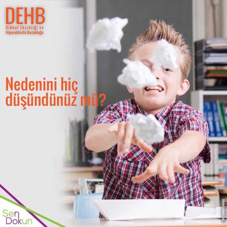 Çocuğunuz sabırsız mı, okulda dersin düzenini mi bozuyor? Test Et, Fark Et! ►https://www.dehbtv.com/dikkat-eksikligi-hiperaktivite-bozuklugu-testi/