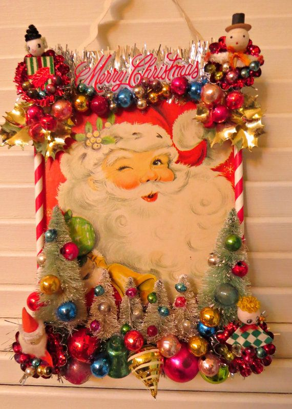 Christmas Decorations On The Wall : Best ideas about christmas wall decorations on