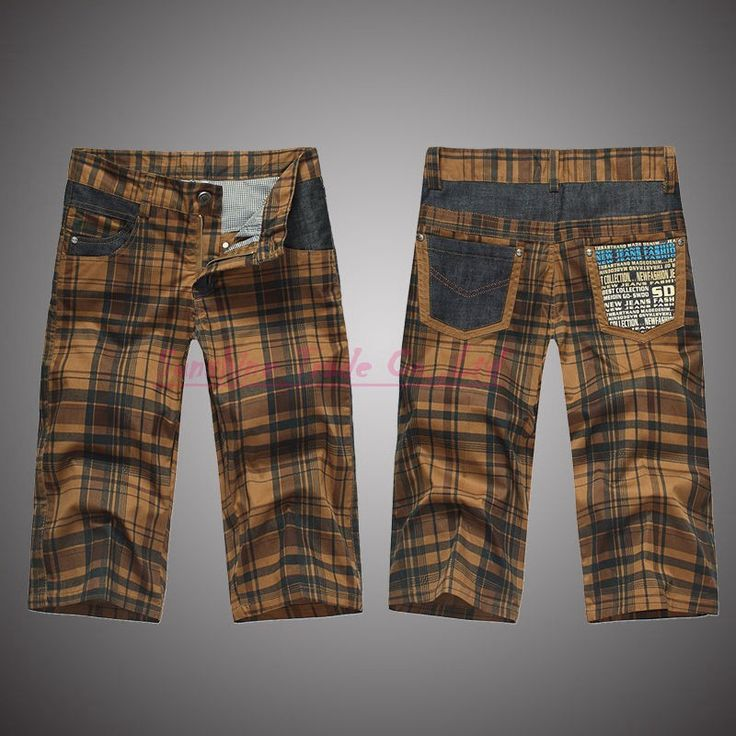 Casual Short Trousers Man's Shorts beach shorts