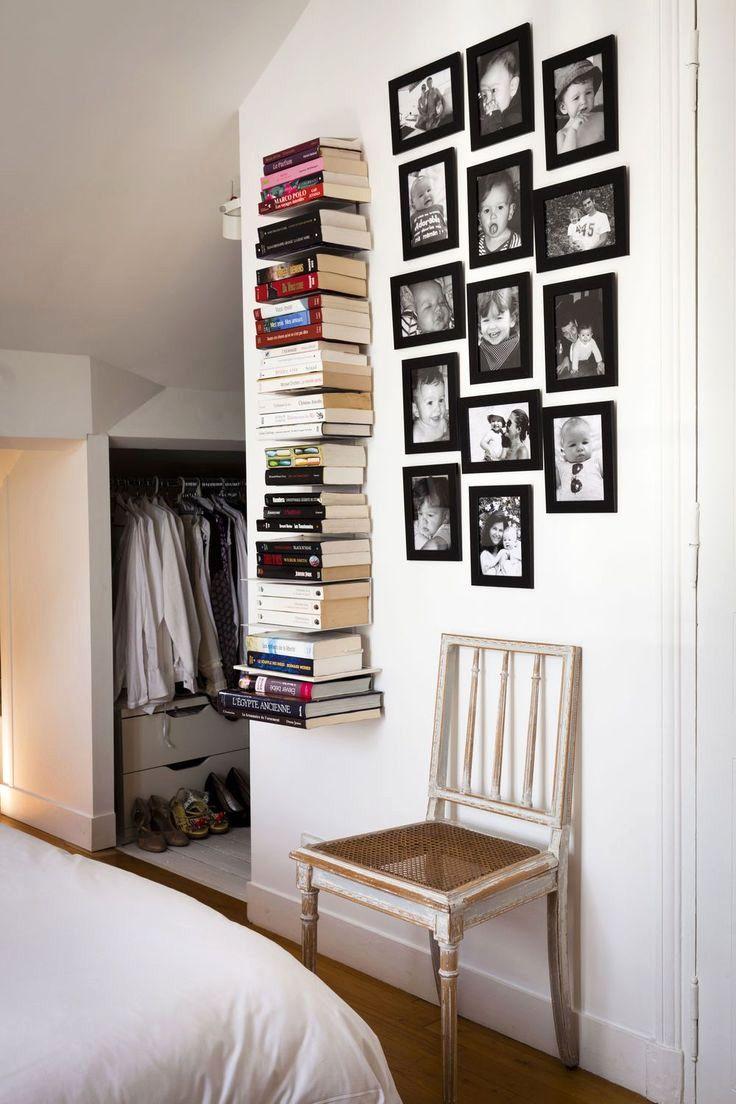 Etagere Murale Design Pour Livres tout etagere murale chambre adulte ...