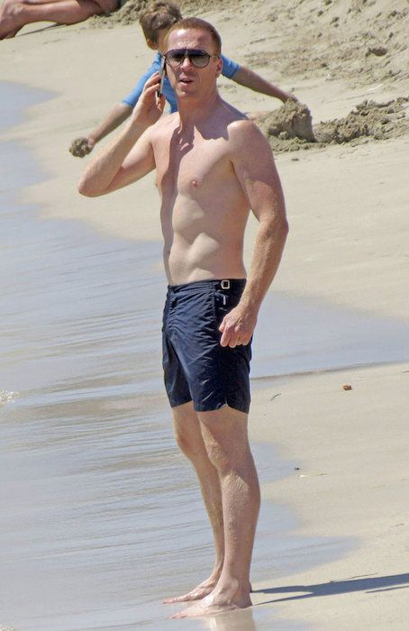 Damian Lewis Height Weight Body Statistics - Healthy Celeb