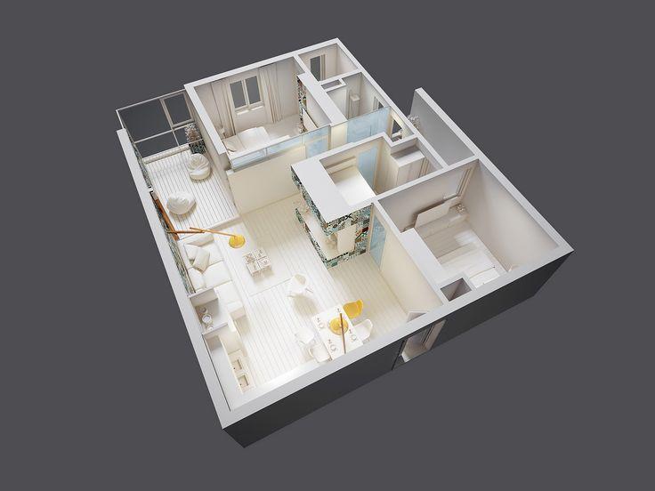 Gallery - HT Apartment / Landmak Architecture - 21