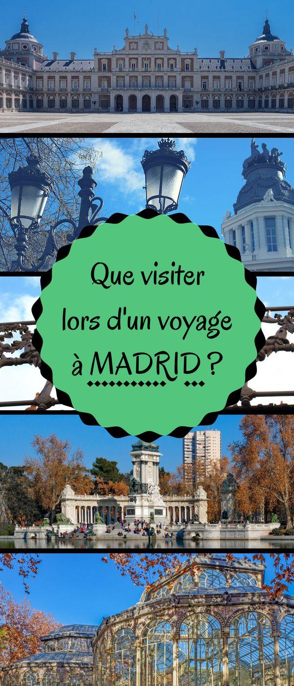 Aller à Madrid, c'est toujours une surprise. Mais quelle surprise ! Vous y découvrirez une ville incroyablement sympathique et pétillante. Voici un itinéraire que nous vous conseillons pour profiter au mieux des richesses de la capitale espagnole. #Madrid #Espagne #Voyage