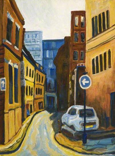 KEVIN LANCELOT DUNN Bow Lane, Manchester (2011)