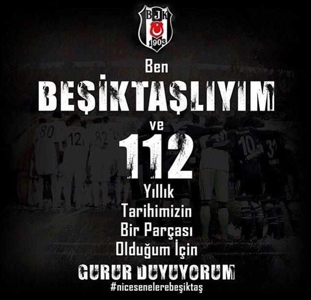 Nice senelere Beşiktaş!