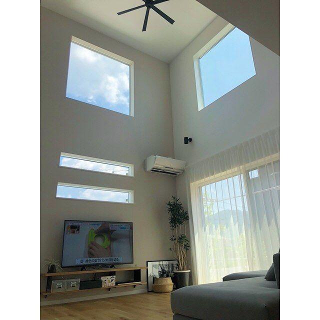 Bpt0518 Instagram 天気のいい日は吹き抜けの窓から 青空が