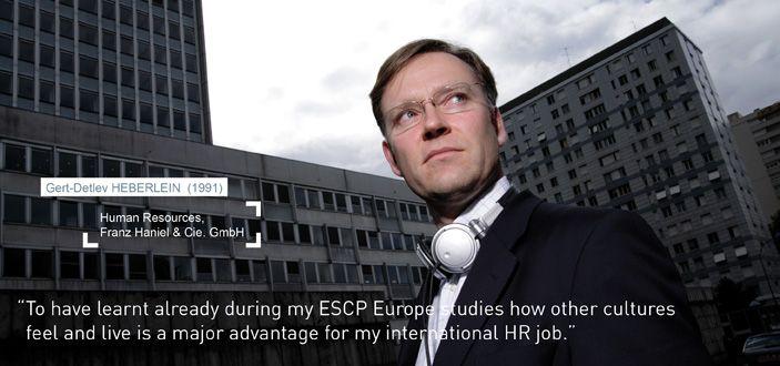 Gert-Detlev HEBERLEIN, Class of 1991, Human Resources, Franz Haniel & Cie. GmbH