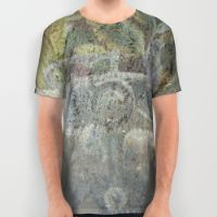 All Over Print Shirt featuring Cool Machine by Petja From Lilith