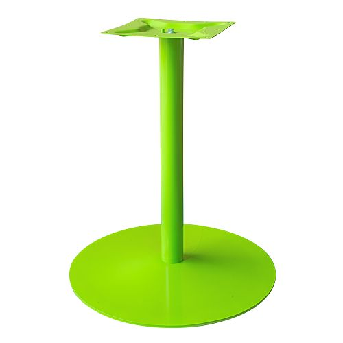 Coral Round Bar Table Base