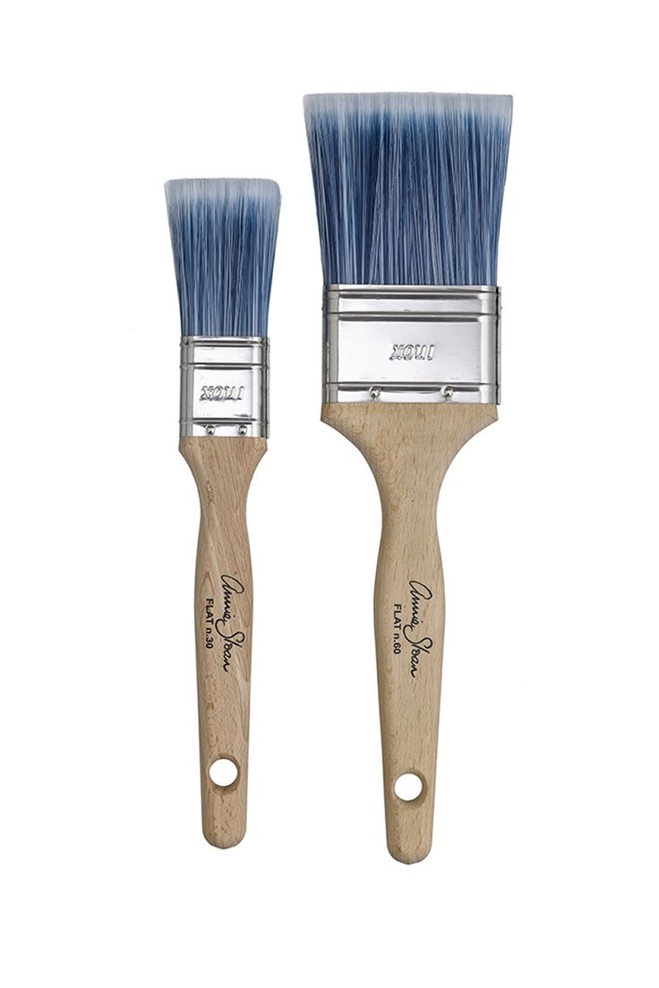 how to clean brushes after annie sloan paint