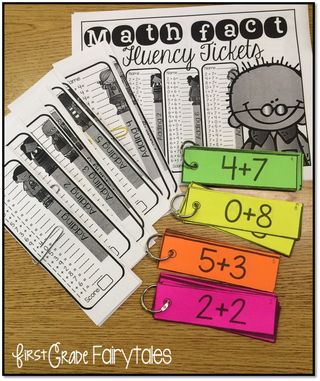 Mastering Those Math Facts!